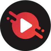 Floating youtube video weavium site icon