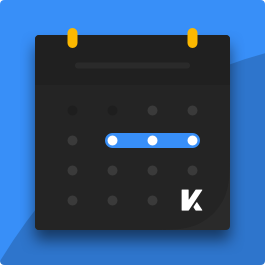 Kalendar weavium site icon