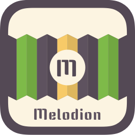 Melodeon weavium site icon