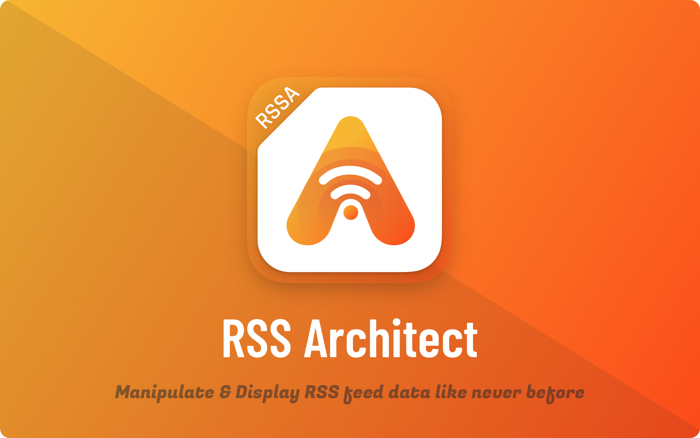 Rss architect